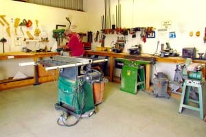 Our Resident Machine shop ensure that your dream project is at your fingertips