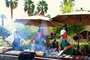 Resort BBQ's help build community in Indio RV Parks