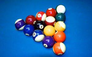 Palm springs rv resort residents are free to enjoy billiards