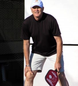 Become the pickleball champion of our Indio RV park!